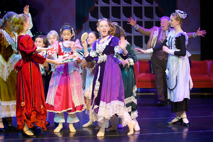 Nutcracker Photos - City Ballet